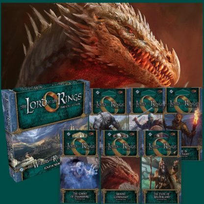 The Lord of the Rings LCG: Ered Mithrin Cycle Bundle
