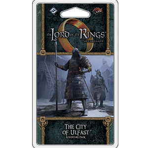 Lord of the Rings City of Ulfast