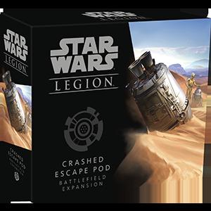 Legion Crashed Escape Pod