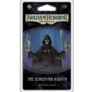 Arkham Horror Search for Kadath