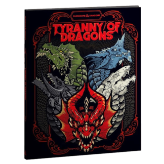 Tyranny of Dragons Alt Art