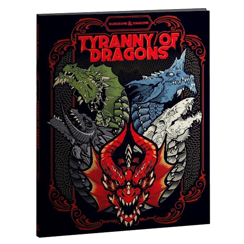 Tyranny of Dragons Alt Art