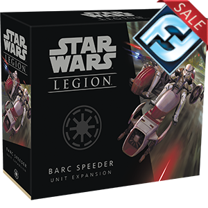 Star Wars Legion: BARC Speeder Expansion