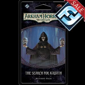 Arkham Horror LCG: The Search for Kadath