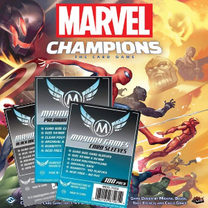 Marvel Champions The Card Game (LCG)