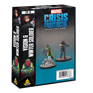 Marvel Crisis Protocol – Vision and Winter Soldier