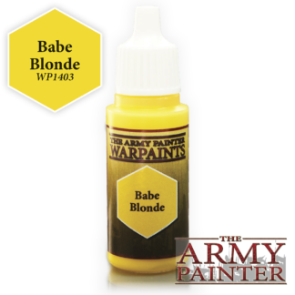 Army Painter Babe Blonde
