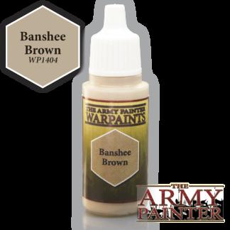 Army Painter Banshee Brown