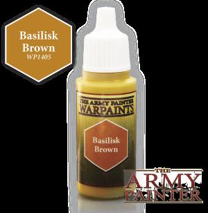 Army Painter: Basilisk Brown