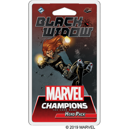 Black Widow Marvel Champions