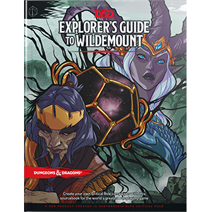 Explorers Guide Wildemount