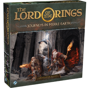 Lord Of The Rings: Journeys in Middle-earth – Shadowed Paths