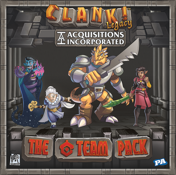 The C Team Pack Clank