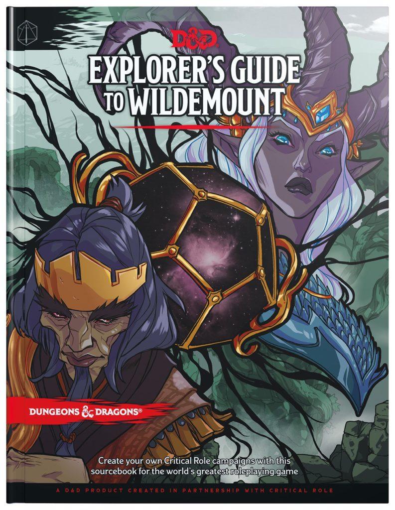 Explorers Guide Wildemount