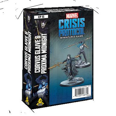 Corvus Glaive & Proxima Midnight Crisis Protocol