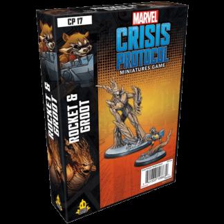 Crisis Protocol Rocket & Groot