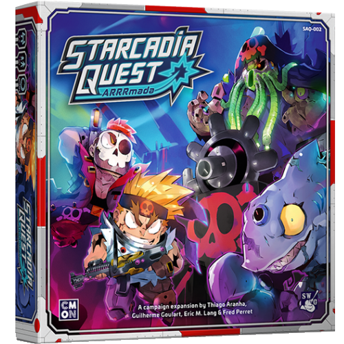 Starcadia Quest Arrrmada