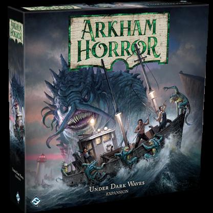 Arkham Horror Under Dark Waves