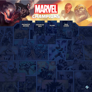 Marvel Champions Playmat