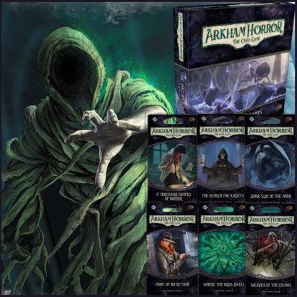 Arkham Horror LCG: The Dream-Eaters Complete Campaign Bundle