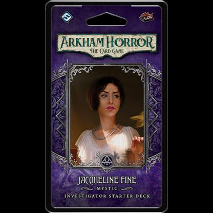 Arkham Horror LCG: Jacqueline Fine Starter Deck