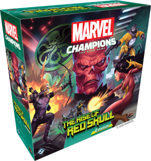 Marvel Champions LCG: The Rise of Red Skul