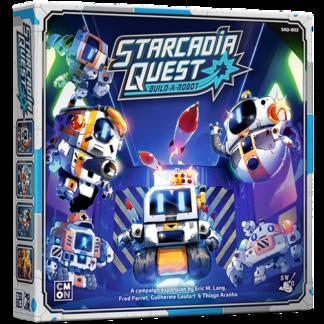 Starcadia Quest Build A Robot