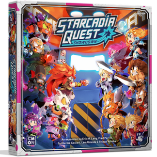 Starcadia Quest Showdown