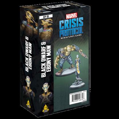 Marvel Crisis Protocol Black Dwarf Ebony Maw