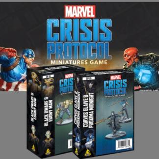 Marvel Crisis Protocol Children of Thanos Bundle
