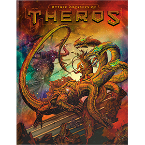 Mythic Oddyseys of Theros Alt Art