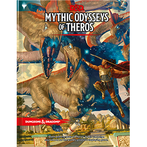 Mythic Oddyseys of Theros