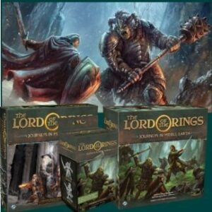 The Lord of the Rings Journeys in Middle-Earth Collection Bundle