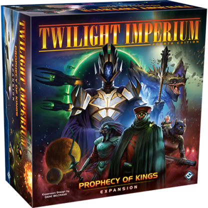 Prophecy of Kings Twilight Imperium