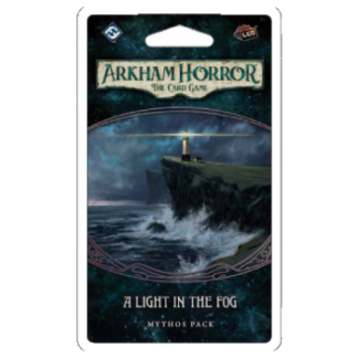 Arkham Horror A night in the Fog