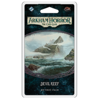 Arkham Horror Devil Reef