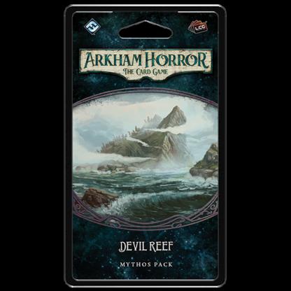 Arkham Horror Devil Reef
