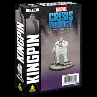 Marvel Crisis Protocol Kingpin