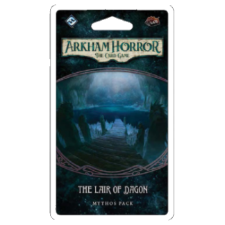 Arkham Horror Lair of Dagon