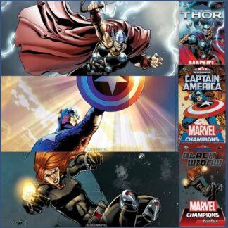 Marvel Champions Avenger Bundle 1
