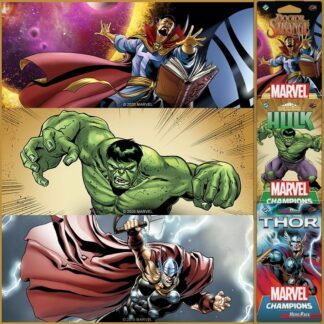 Marvel Champions Avenger Bundle 2