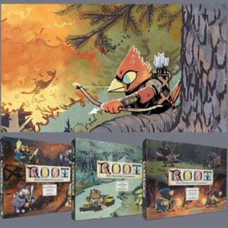 Root All Expansions Bundle
