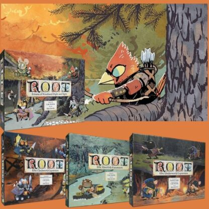 Root Complete Collection Bundle