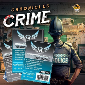 Chronicles of crime sleeve pack