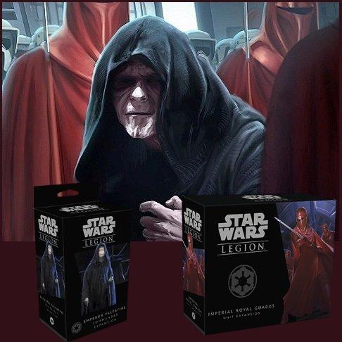 Star Wars Legion Emperor Bundle