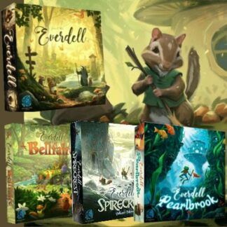 Everdell Complete Collection Bundle