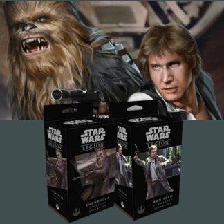 Han Solo & Chewbacca Bundle