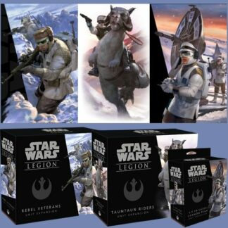 Star Wars Legion Hoth Rebels Bundle