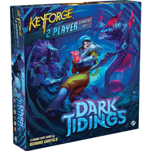 Keyforge Dark Tidings Starter Set