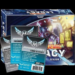 Pandemic Legacy Season 1 Sleeve Pack